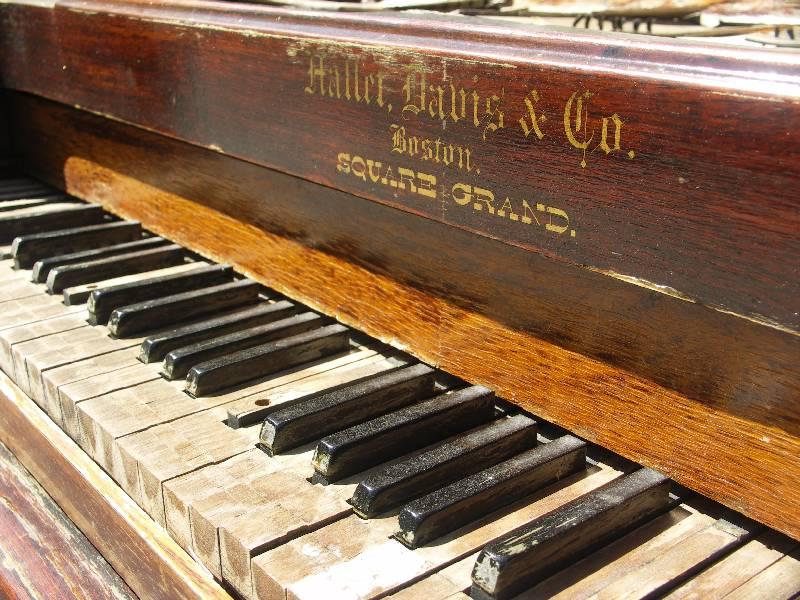 Ремонт пианино